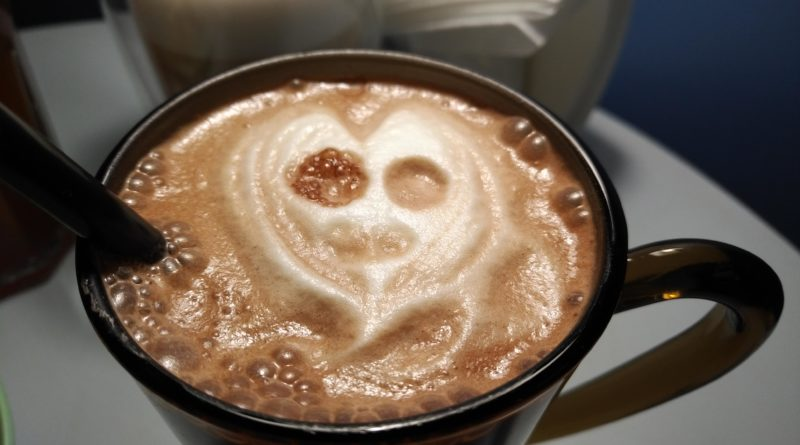 меню просто кофе
