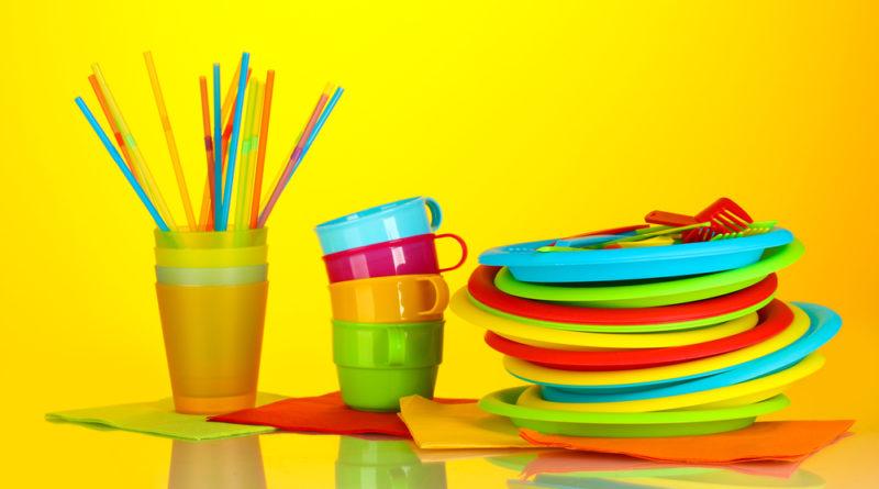 вред пластиковой посуды