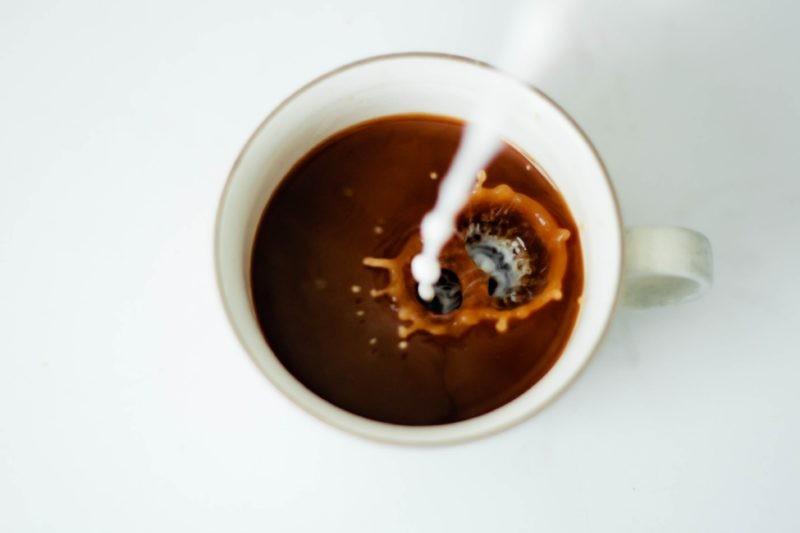 как заварить кофе в кружке