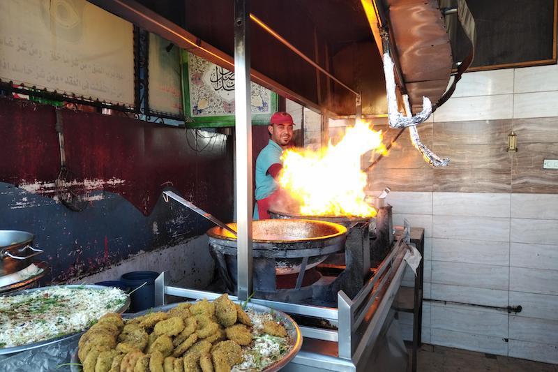 вкусно поесть в шарм-эль-шейхе