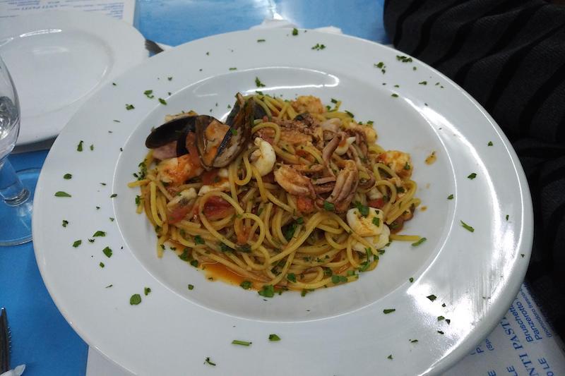 морепродукты шарм-эль-шейх