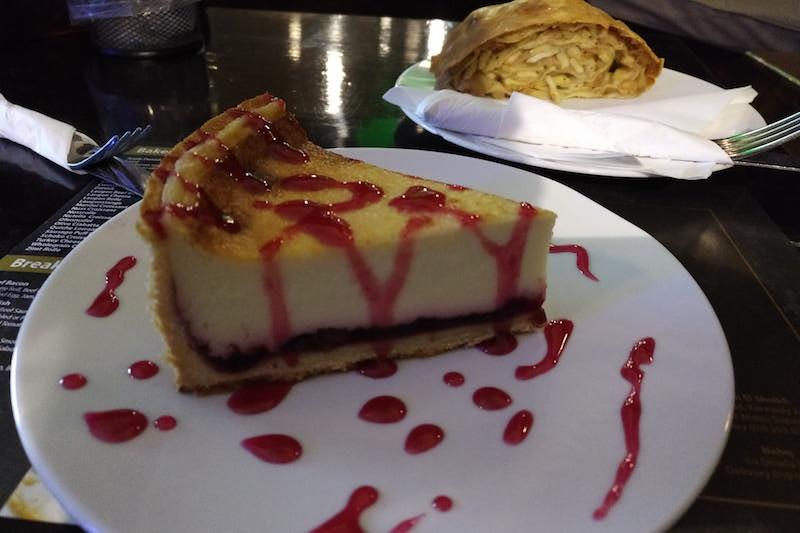 десерт шарм-эль-шейх