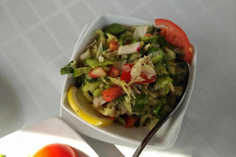 ливанская кухня в Шарм-эль-Шейхе