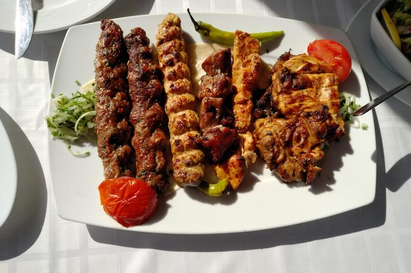 ливанская кухня
