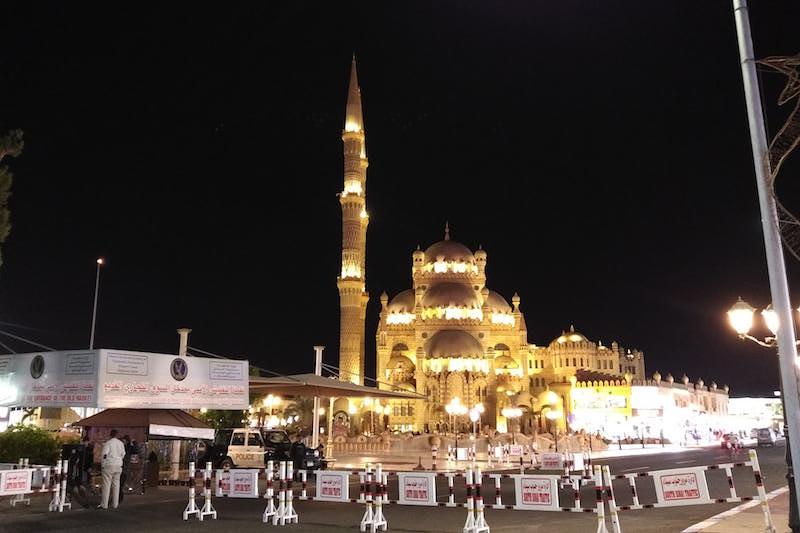 шарм-эль-шейх мечеть