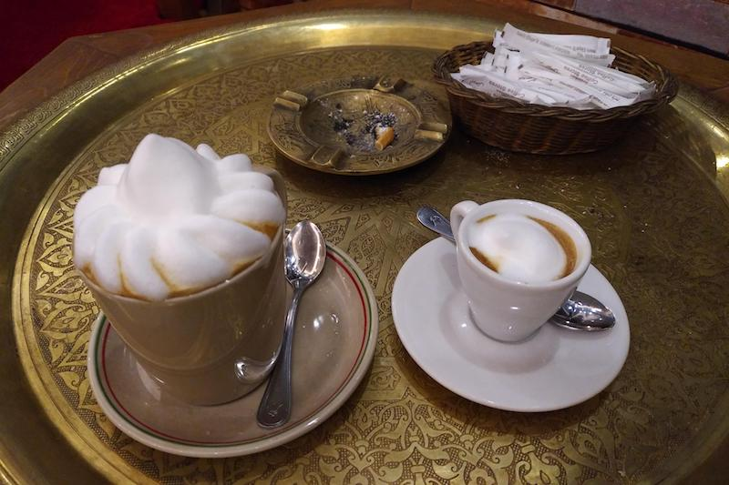 вкусный и недорогой кофе шарм-эль-шейх