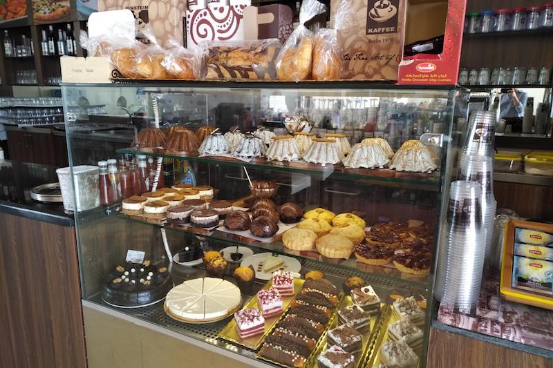 десерты шарм-эль-шейх