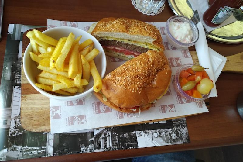 бургер шарм-эль-шейх