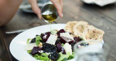 соус для заправки салатов