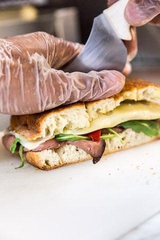 Как правильно сделать бутерброд
