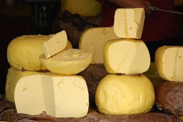 тибетский сыр из молока яка