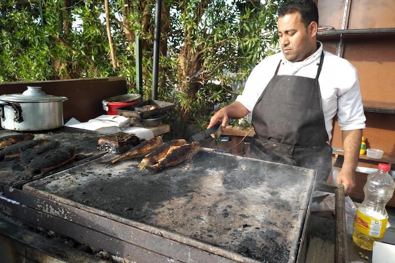 рыбный рынок шарм-эль-шейх