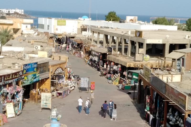 старый город дахаб