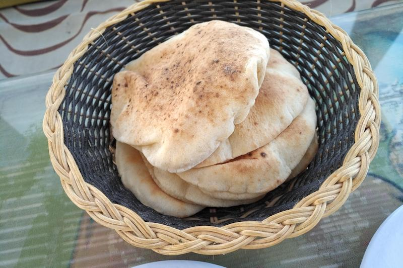 арабская лепешка