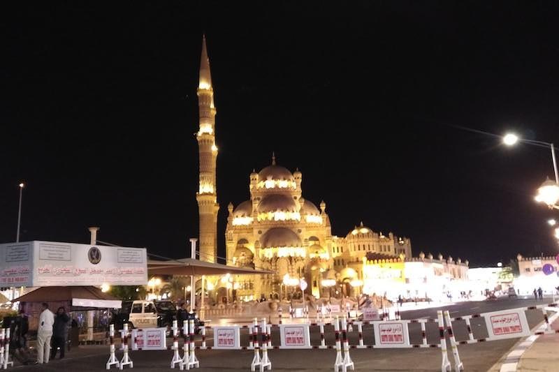 мечеть в старом городе шарм-эль-шейх