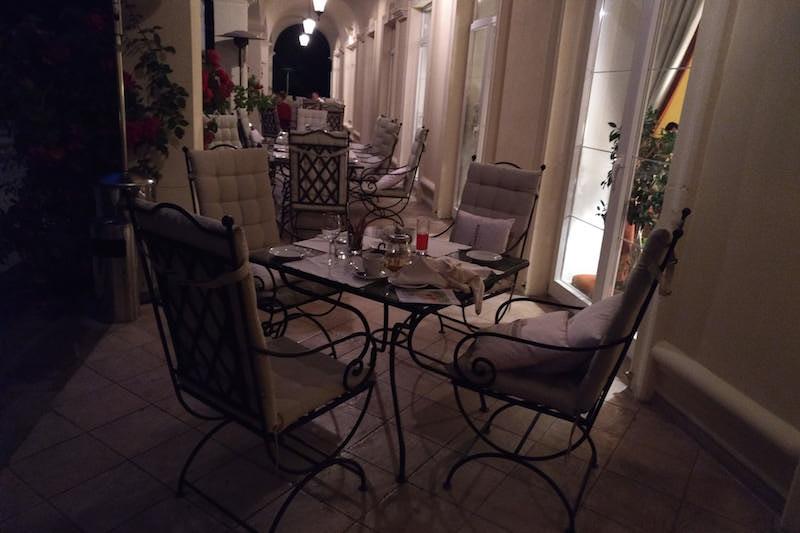 ресторан кронон парк отель гродно