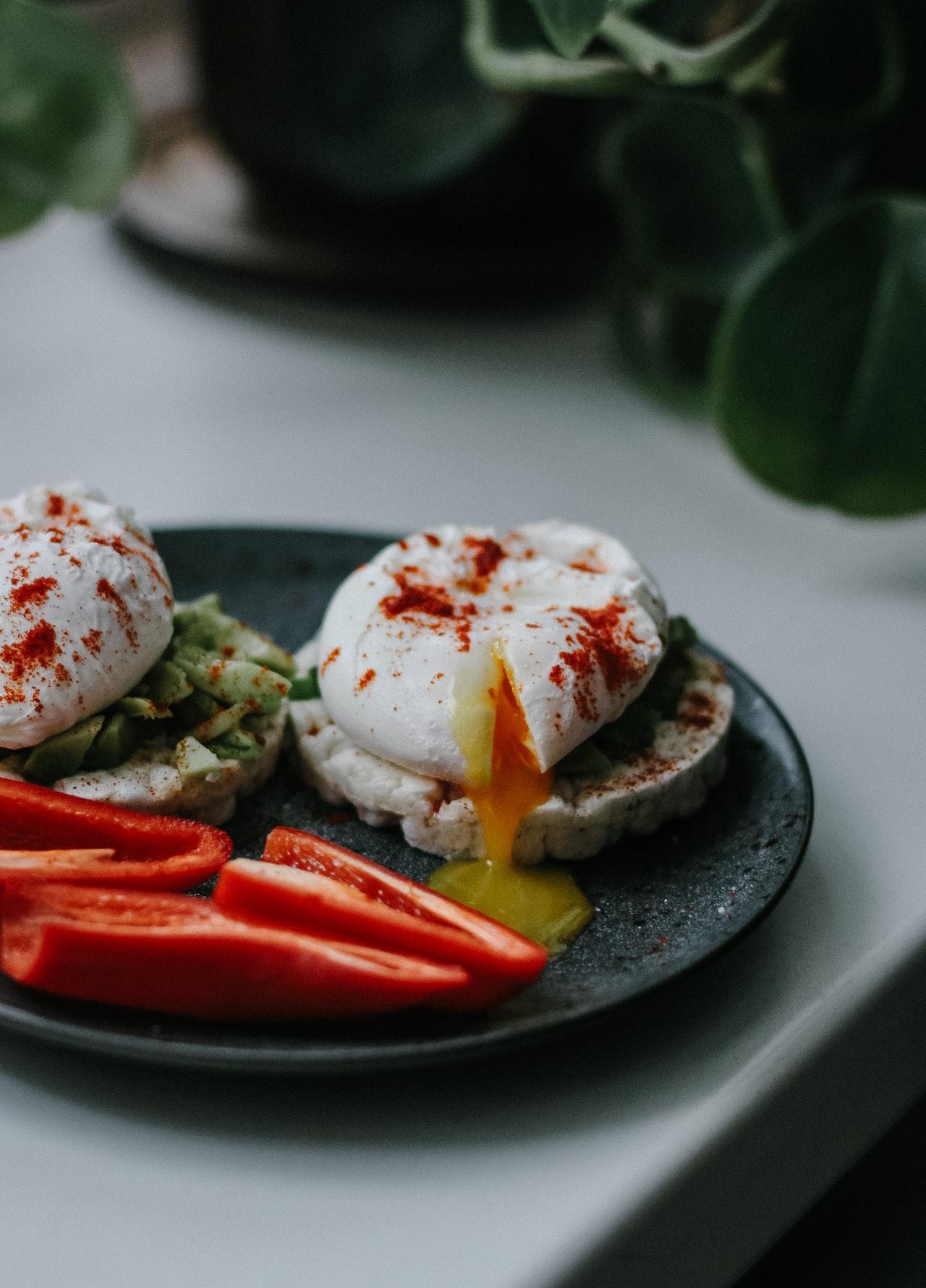 сварить яйцо пащот без пакета дома