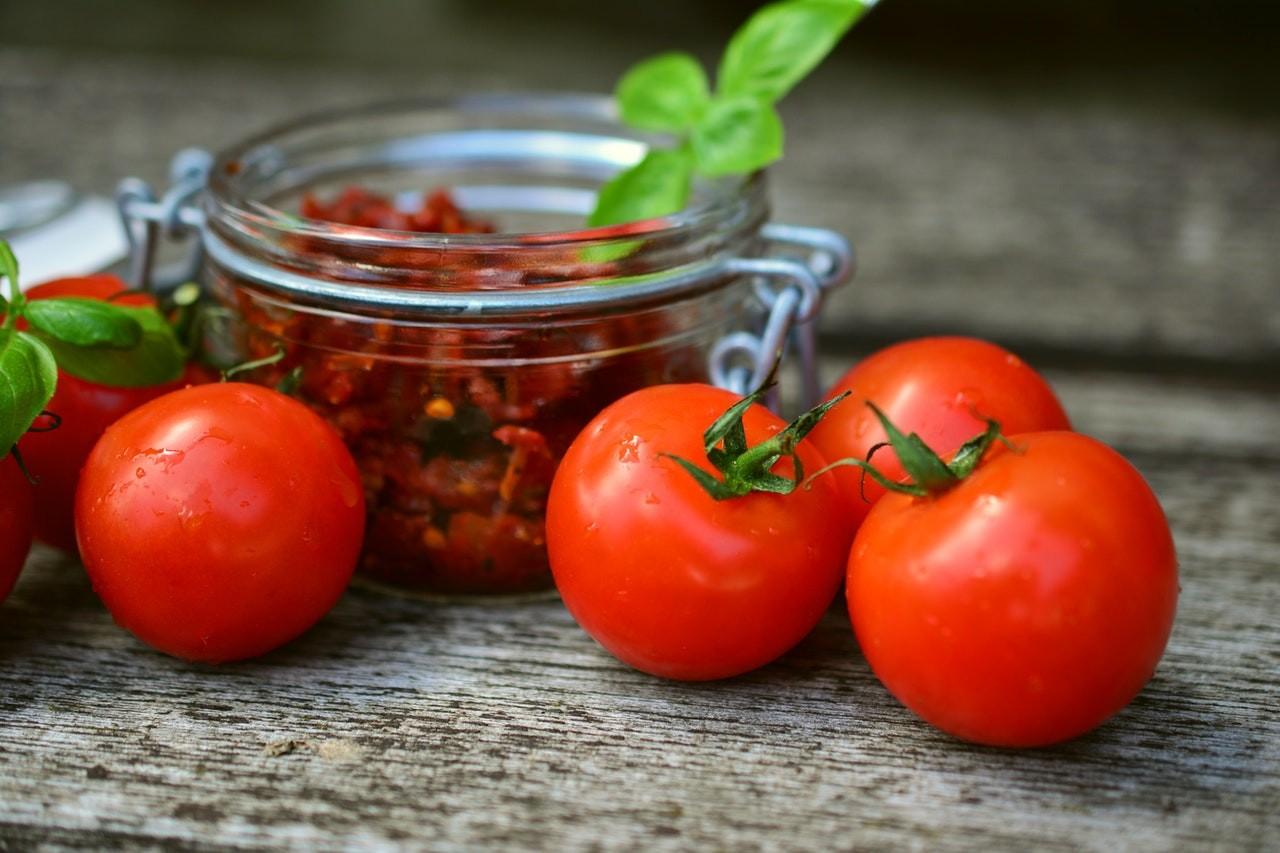 вяленые помидоры дома