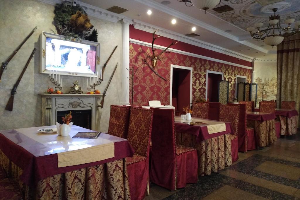 ресторан королевская охота