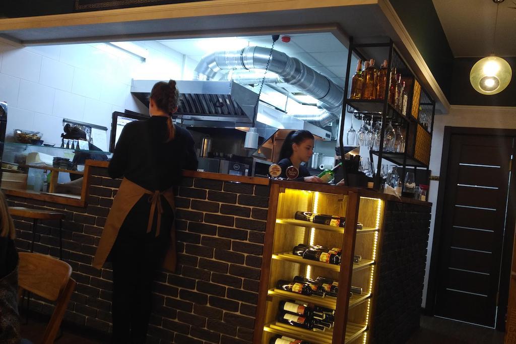 ресторан эль греко брест