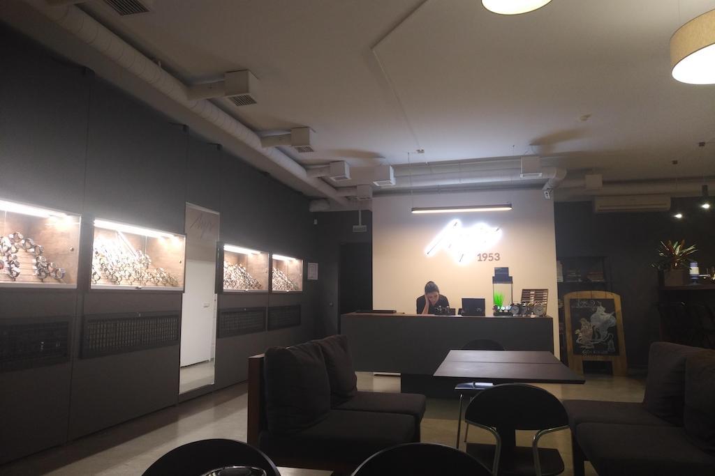 кофейня 1801