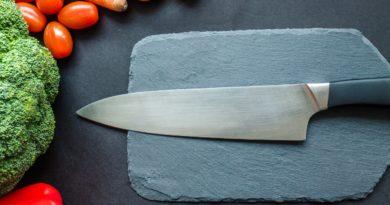 как правильно выбрать нож