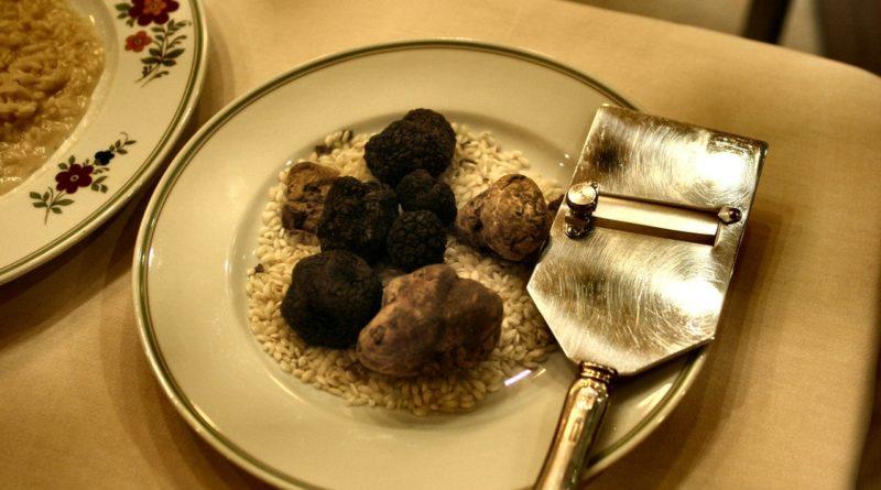 какой на вкус трюфель гриб