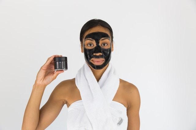 маска для лица из продуктов питания