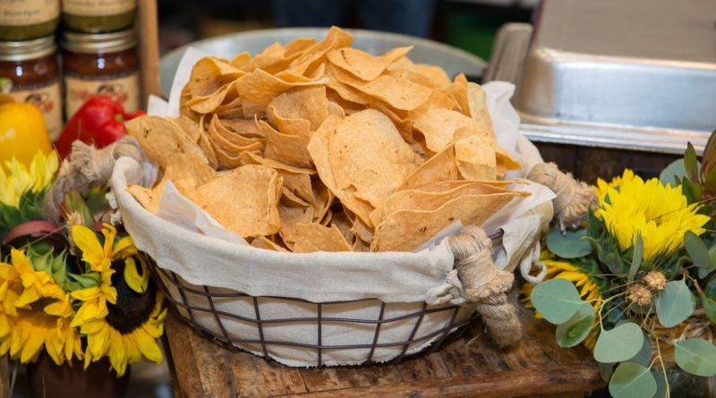 кукурузные чипсы рецепт
