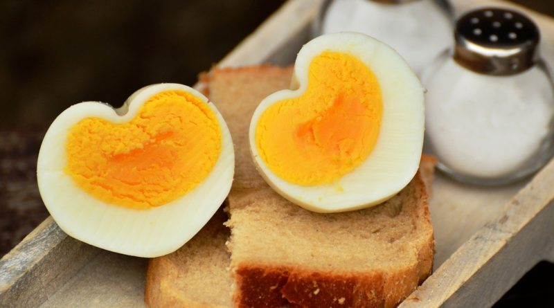 как сварить куриные яйца