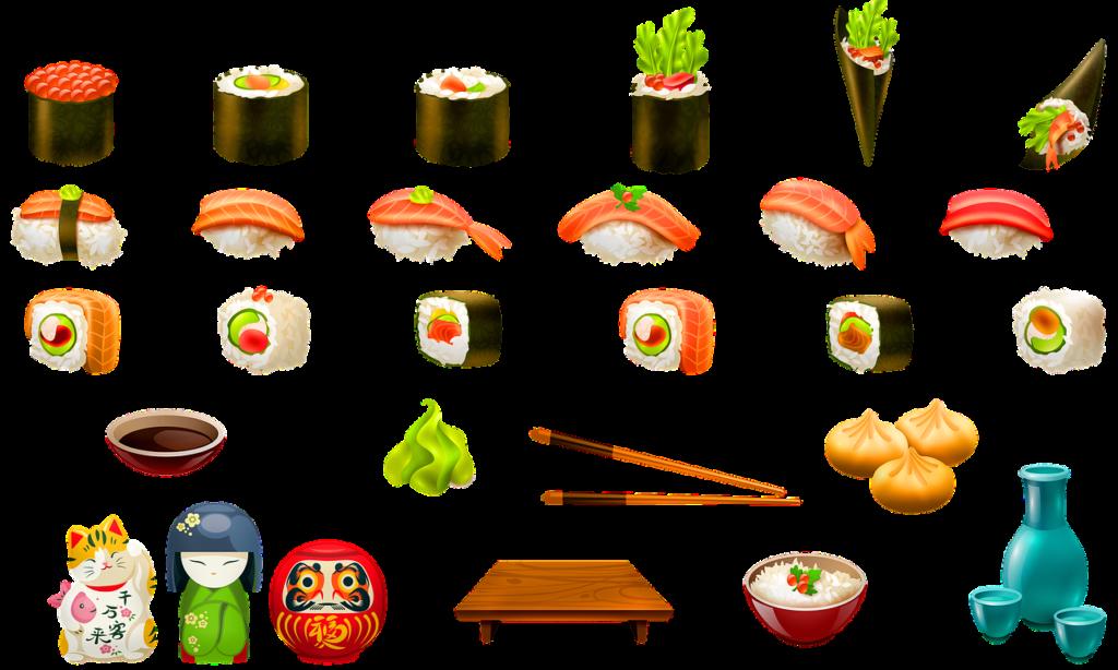 как выглядят суши темяки