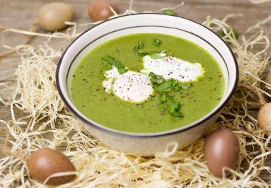 вкусный вегетарианский суп