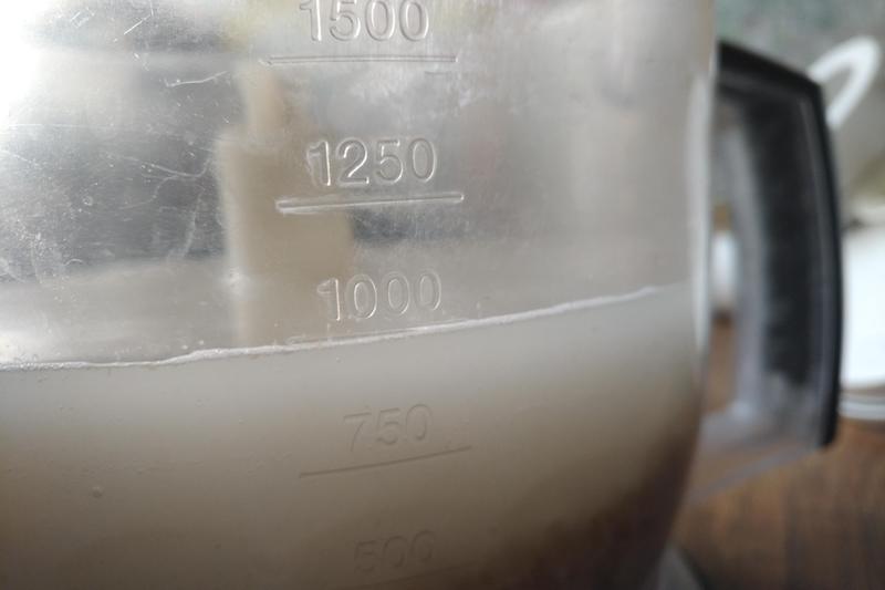 овсяное молочко в домашних условиях