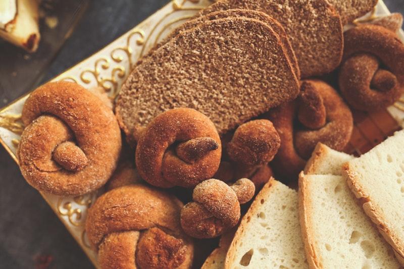 как хранить белый хлеб