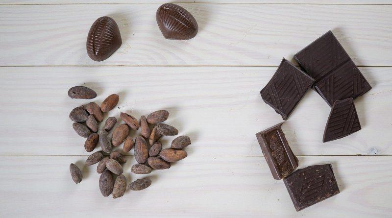 как делают шоколад на фабрике