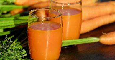 овощные соки рецепты