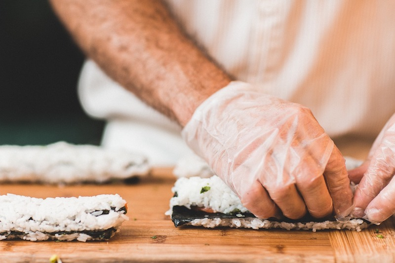 суши своими руками рецепт