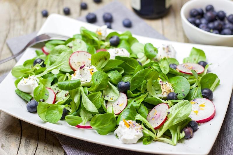 самый вкусный салат из овощей