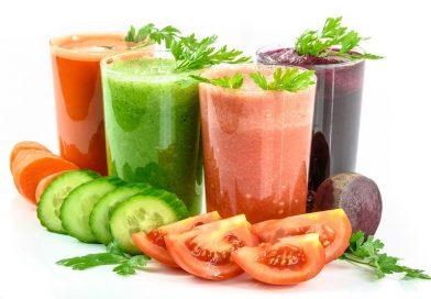 сок из овощей рецепты
