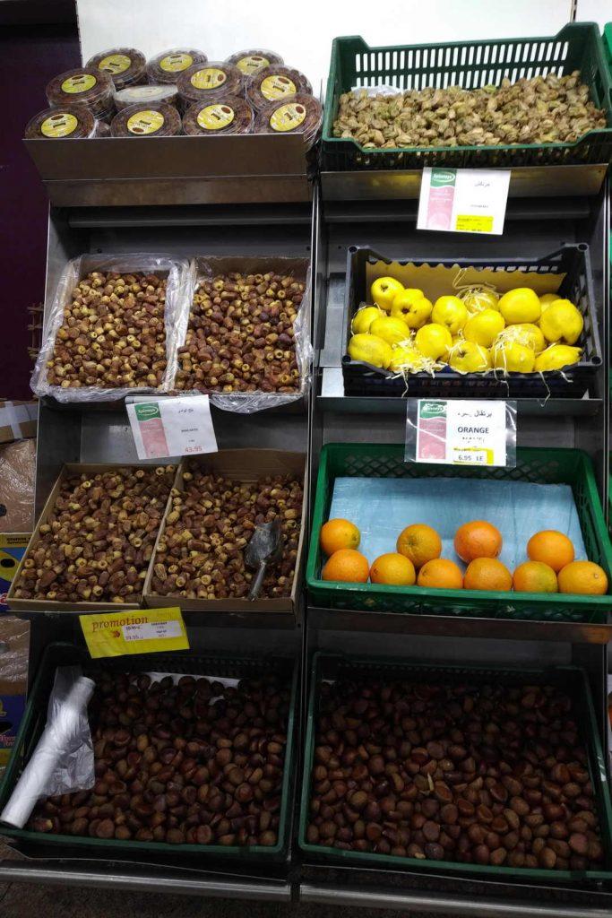 цены на фрукты в египте