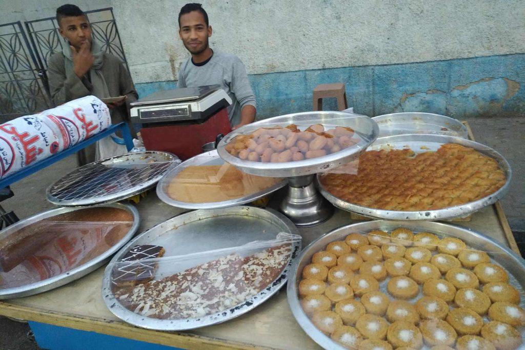 сладости египет