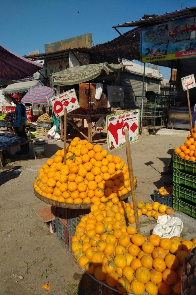 хургада фрукты