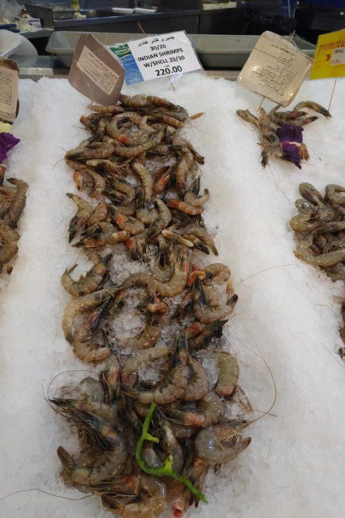 египет морепродукты цены